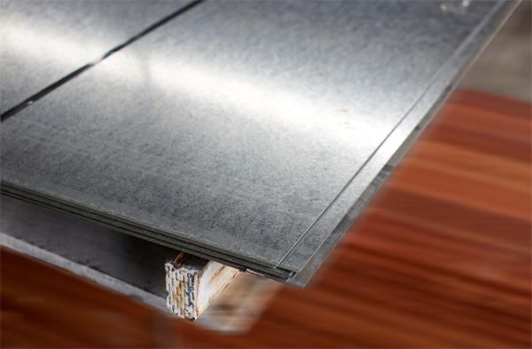Steel Flat Sheet Galvanised Robot Building Supplies