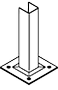 Internal-Post-Flange